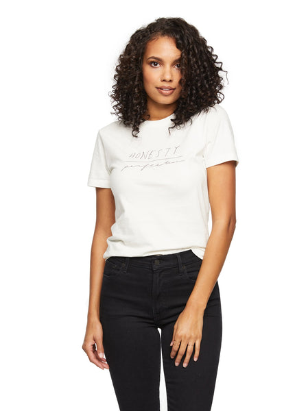 The Honesty Over Perfection Tee FASHIONABLE