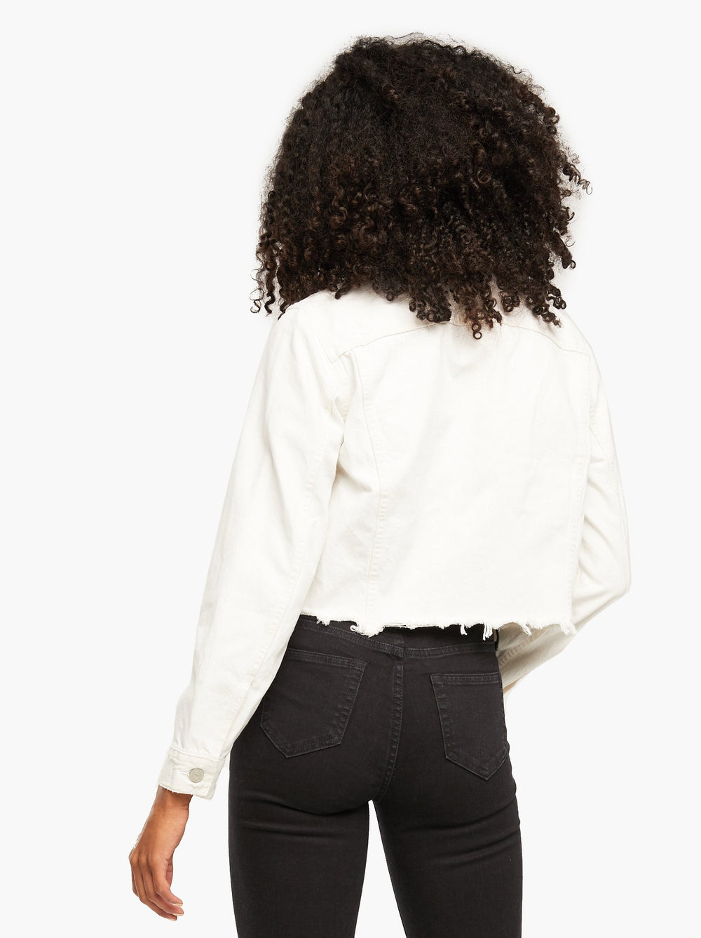 The Marissa Cropped Jacket