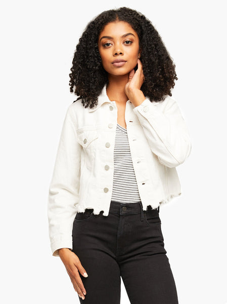 The Marissa Cropped Jacket FASHIONABLE
