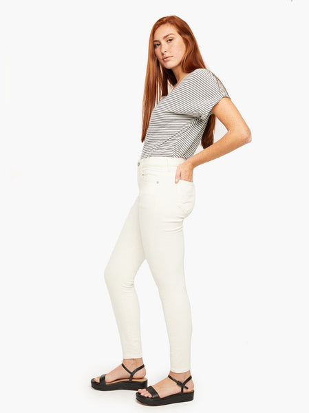 The Paulina High Rise Super Stretch FASHIONABLE Denim