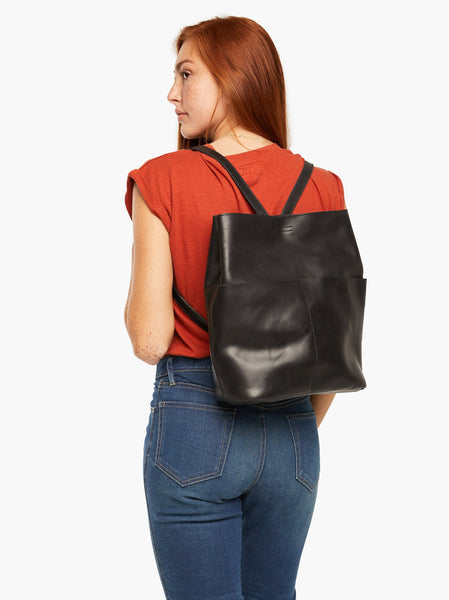 Selam Backpack FASHIONABLE Leather