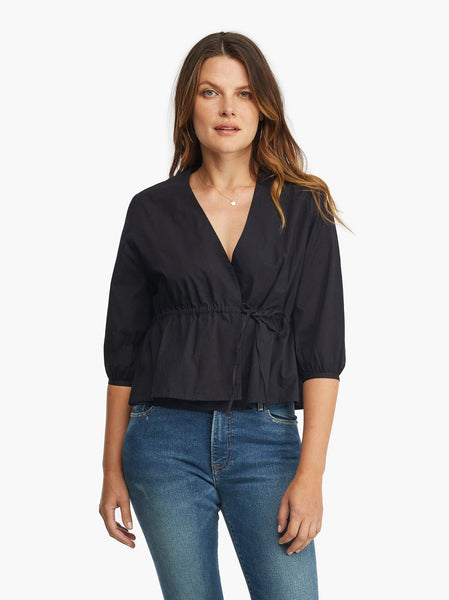 June Wrap Top FASHIONABLE