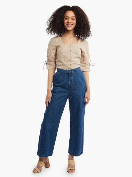 Tori Trouser Jean FASHIONABLE