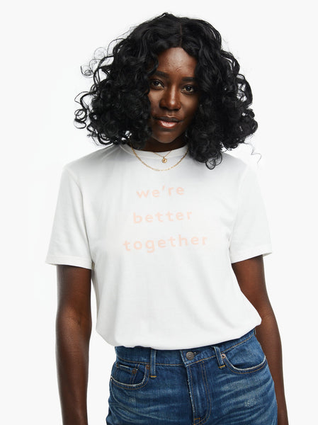 Community Collection T-Shirt: Together FASHIONABLE