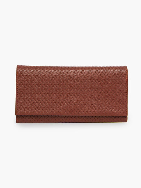 Debre Embossed Wallet FASHIONABLE