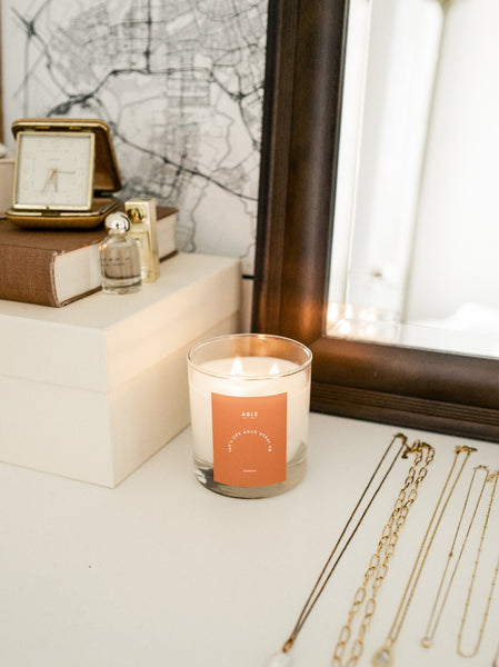 Community Collection Candle: Empowered FASHIONABLE Home Goods