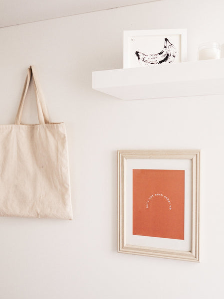 Community Collection Print: Empowered FASHIONABLE Home Goods