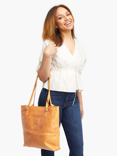 Rachel Zip Tote FASHIONABLE Leather