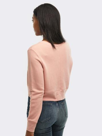 Samantha Cropped Sweatshirt