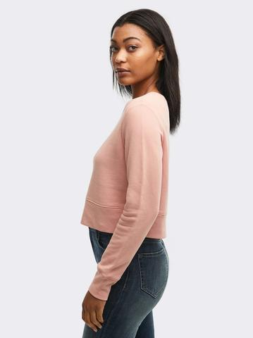 Samantha Cropped Sweatshirt FASHIONABLE Apparel