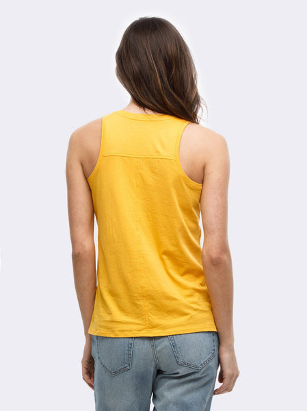 Sanchez V-Neck Slouch Tank FASHIONABLE Apparel