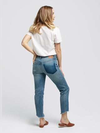 The Sandra Seam Jean FASHIONABLE Denim