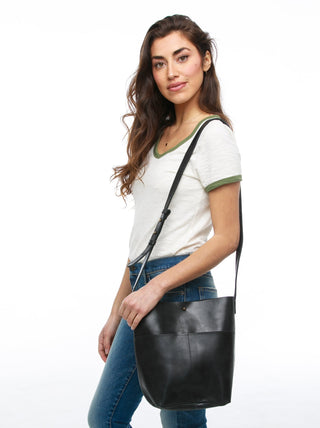 Selam Crossbody FASHIONABLE Leather