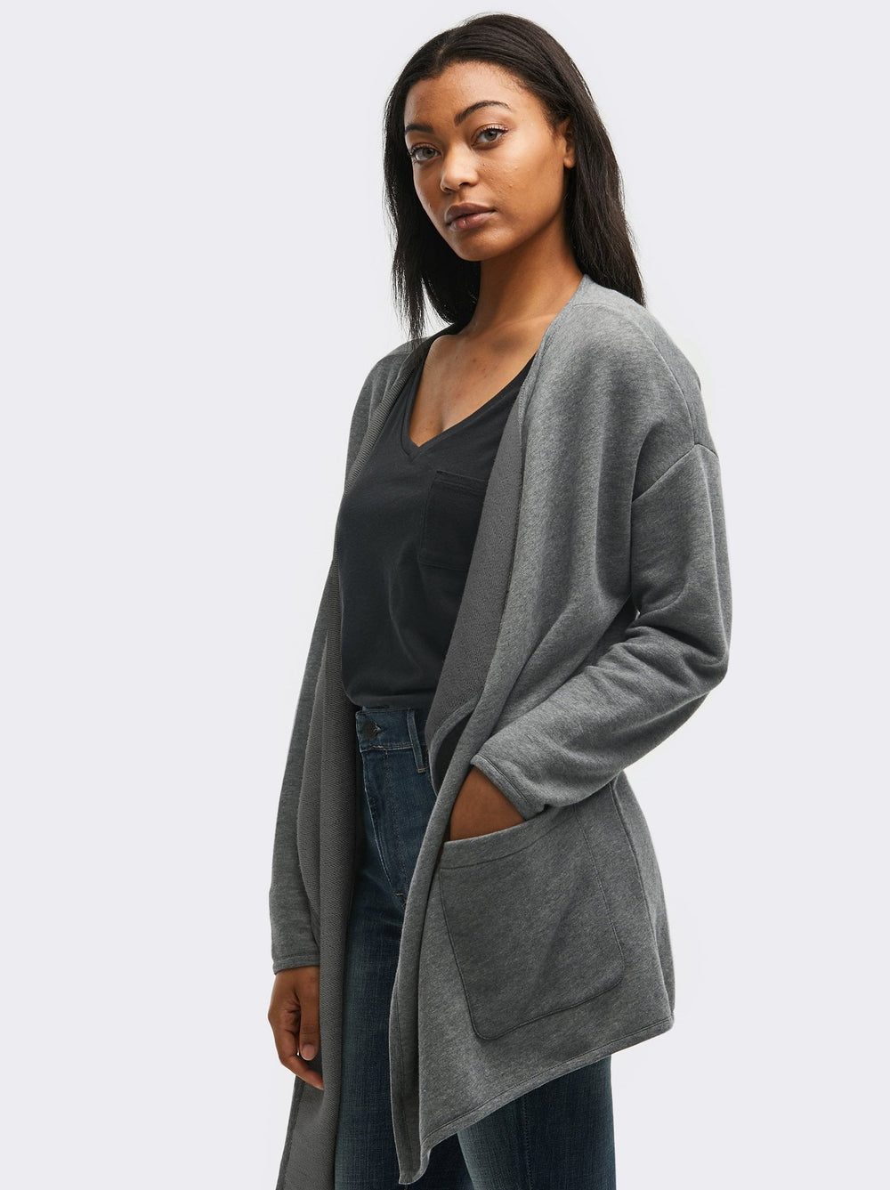 Sol Sweater Coat