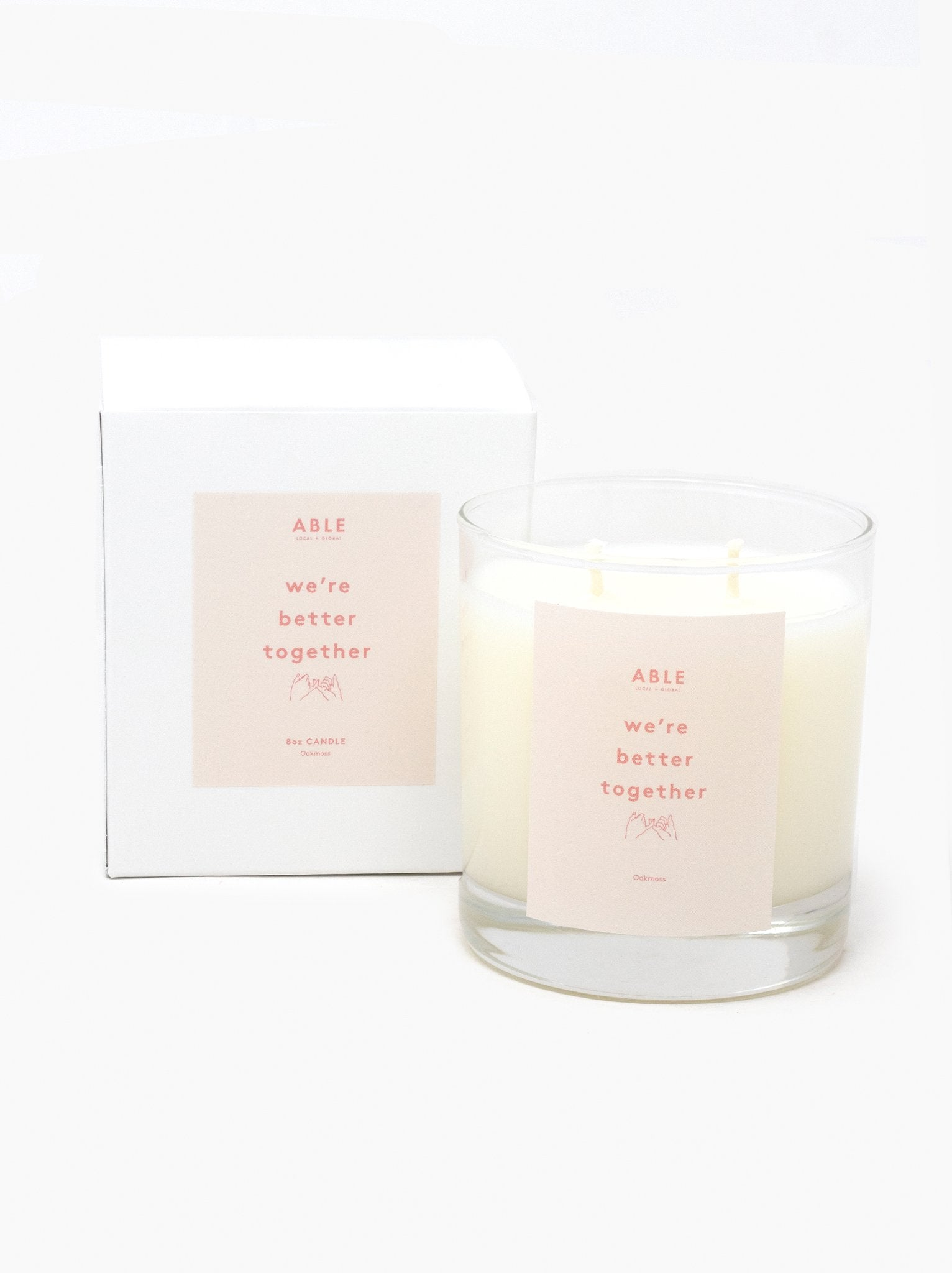 Community Collection Candle: Together