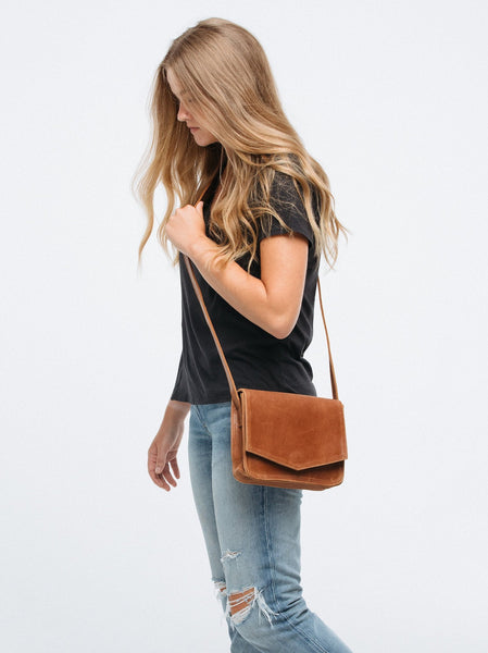 Tigist Crossbody Bag Leather