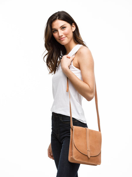 Tirhas Saddlebag FASHIONABLE Leather