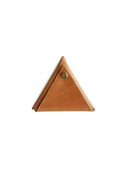 Triangle Coin Pouch