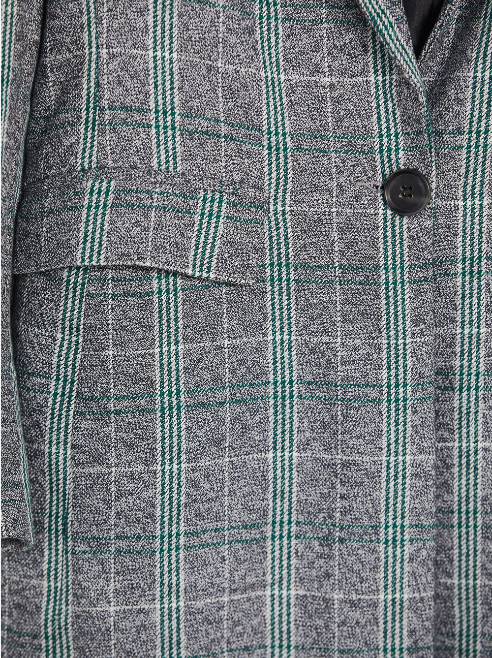 Lifestyle - Plaid Evergreen