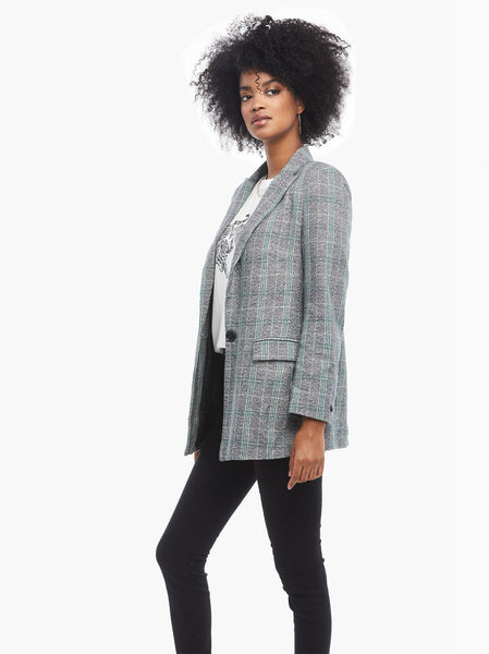 Vaudie Structured Blazer FASHIONABLE