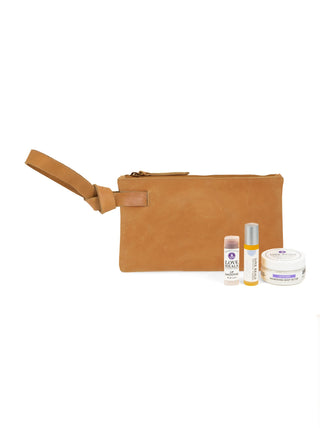 ABLE x Thistle Farms Ultimate Calm Set - Cognac