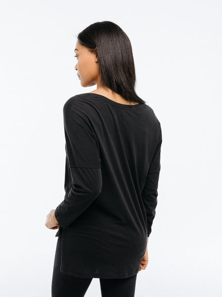 Veronica Long Sleeve Pullover Apparel