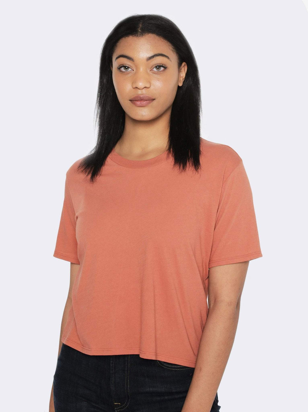 Patricia Cropped Tee