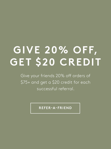 Refer a Friend FASHIONABLE