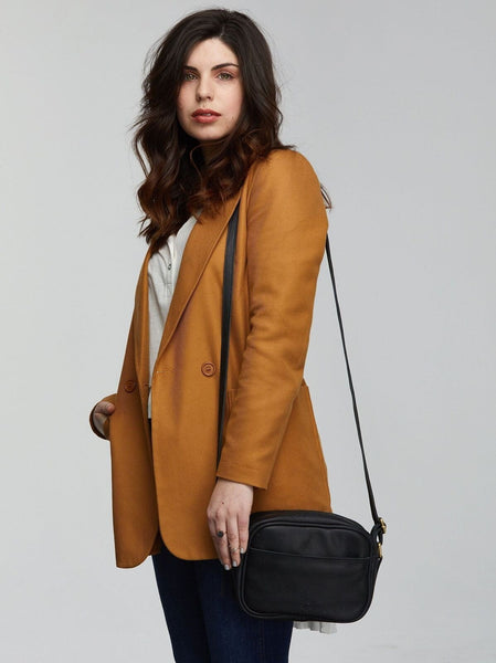 Destaye Crossbody Leather