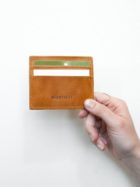"""Worth It"" Tesfa Wallet"