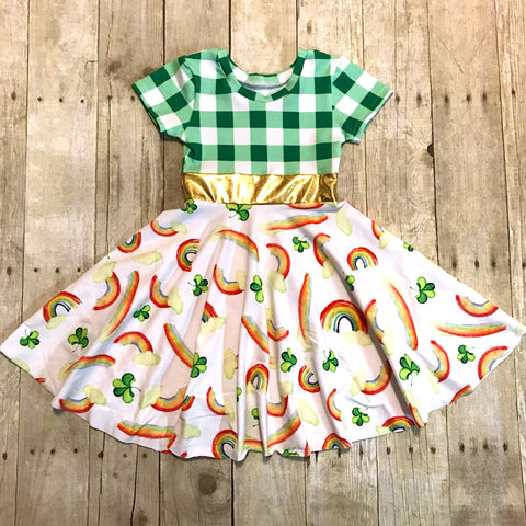 St. Patrick's Day Dress