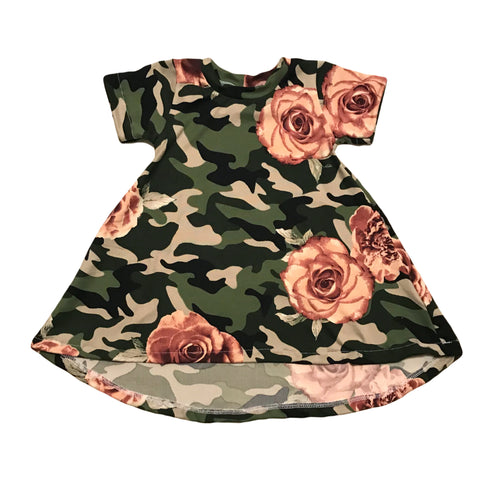 Camo & Rose Play Day Dress