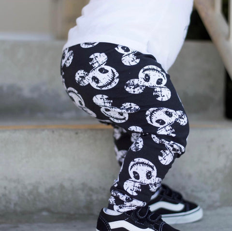 Spooky Mickey Leggings