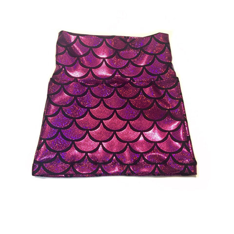 Mermaid Pencil Skirt