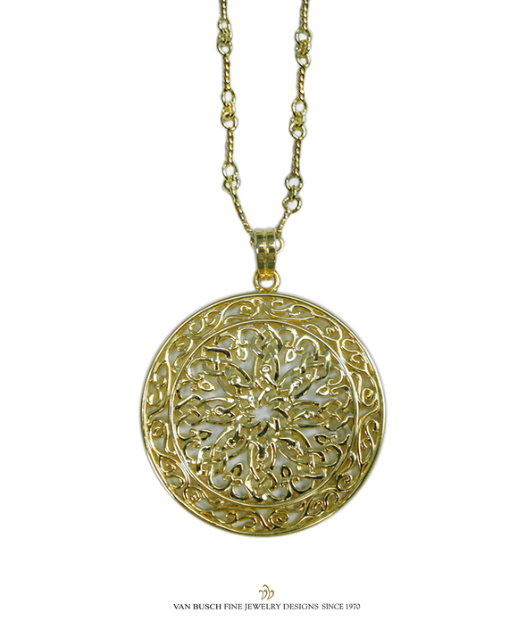 Circle of Eternal Life Pendant