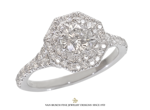 Fancy-Cut Diamond Ring