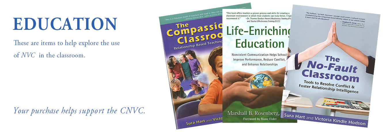 CNVC Education Books