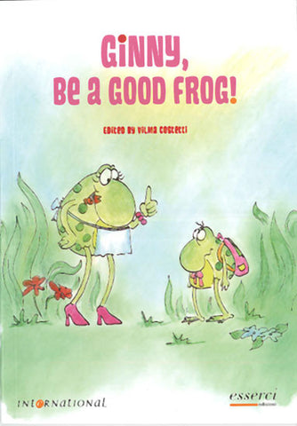 Ginny Be a Good Frog - CNVC Bookstore