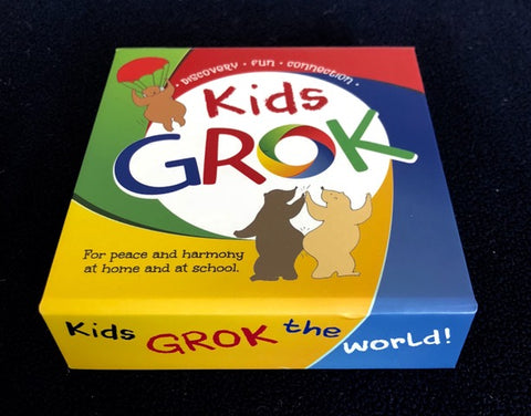 New Kids GROK - CNVC Bookstore