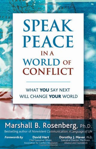 Speak Peace in a World of Conflict - CNVC Bookstore