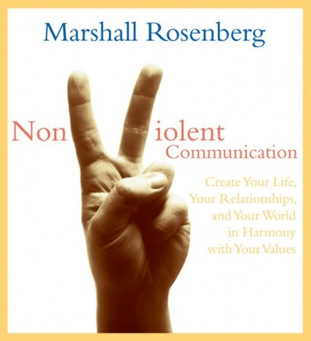Nonviolent Communication: Create Your Life, Your Relationships, and Your World in Harmony with Your Values (CD) - CNVC Bookstore