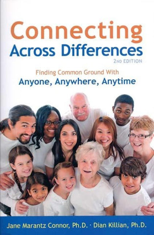 Connecting Across Differences, 2nd edition - CNVC Bookstore