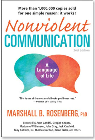 **SALE** Nonviolent Communication: A Language of Life 2nd edition