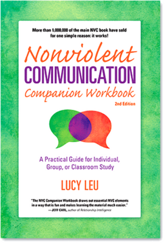 Nonviolent Communication Companion Workbook 2nd Edition - CNVC Bookstore
