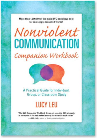**SALE** Nonviolent Communication Companion Workbook