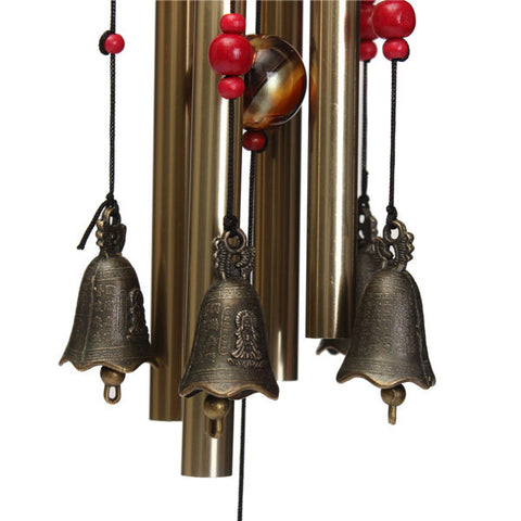 Carillons 5 Cloches En Bronze