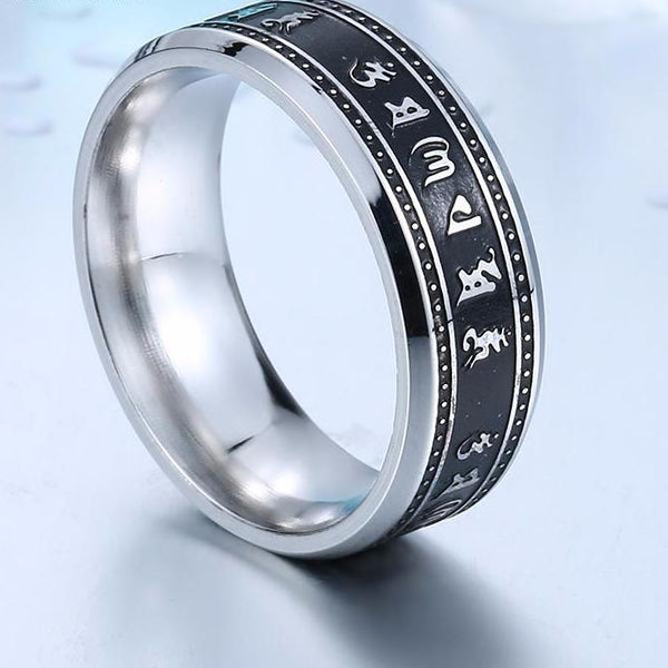 Bague Mantra Compassion