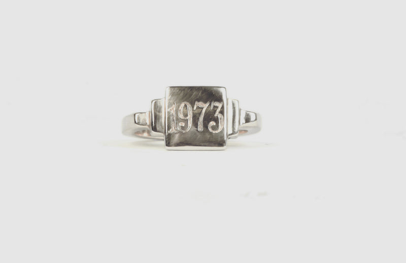 DB Signet Ring