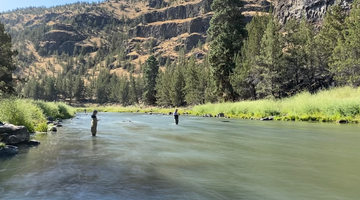 Crooked River Fishing Report 4/16/21