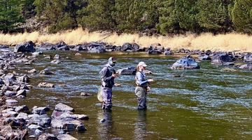 Crooked River Report 4/9/21